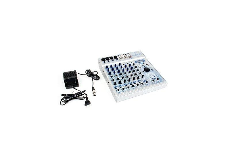 Voice Systems Alpha 8 und 10 – Digitalmixer zum kleinen Preis