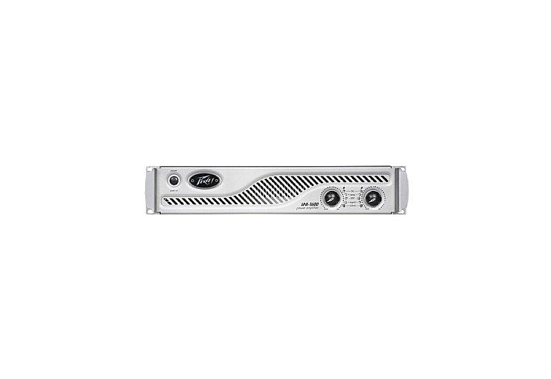 Peavey IPR 1600 – Große Leistung zum kleinen Preis