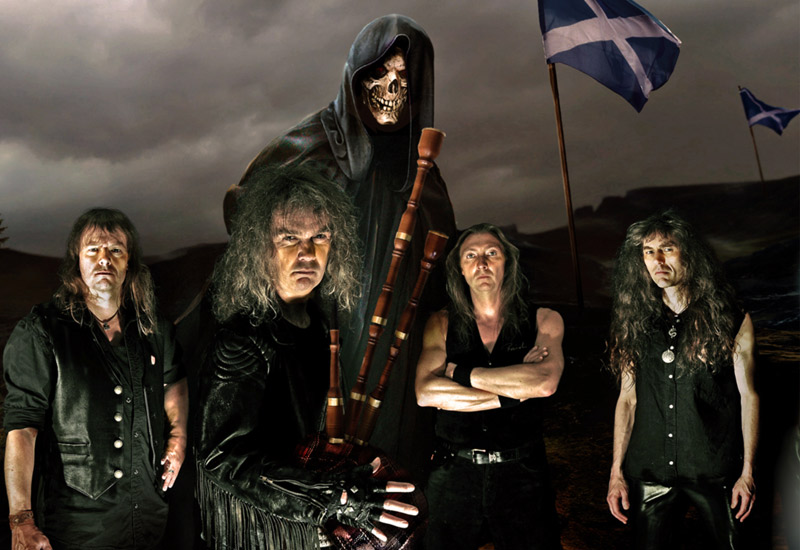 [Verlosung] Grave Digger: The Clans Will Rise Again Tour 2011