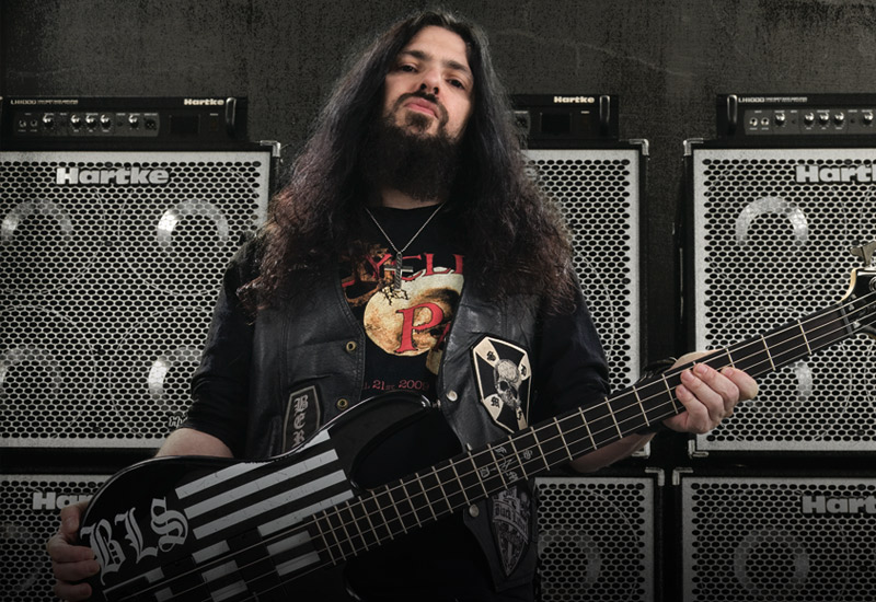 "[Workshop] John ""JD"" DeServio und sein Hartke Equipment"
