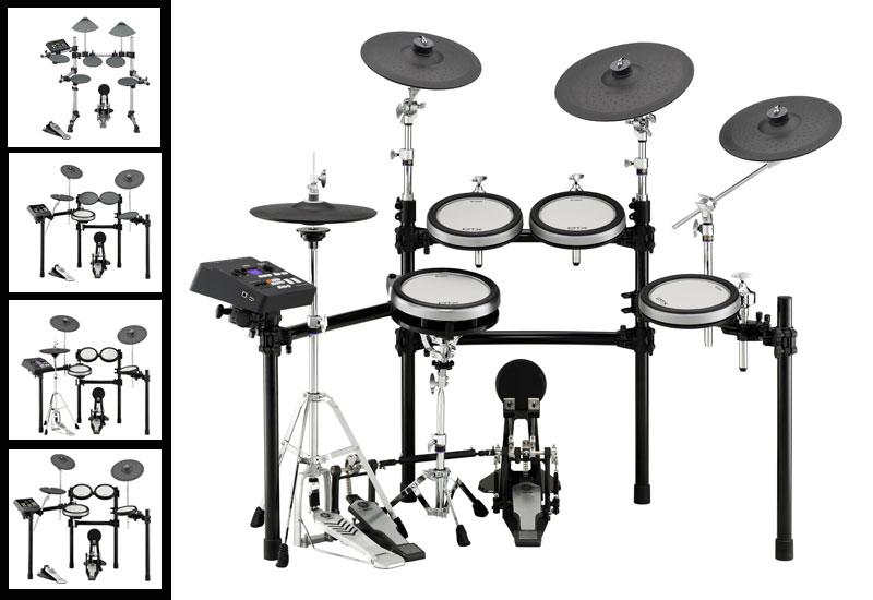 Musikmesse 2011 – Neue E-Drumsets von Yamaha
