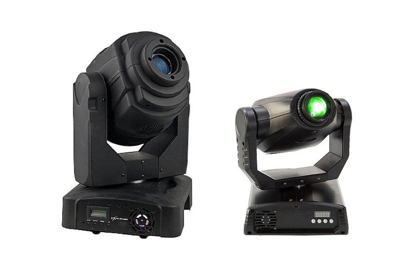 Neue LightmaXX Moving Head's – 2 neue Platinum Line Exeo's