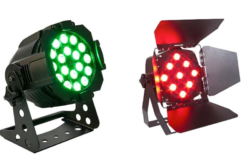 Perfekte Farbmischung, sensationelle Lichtausbeute – Die ersten Spots mit Quad Led's