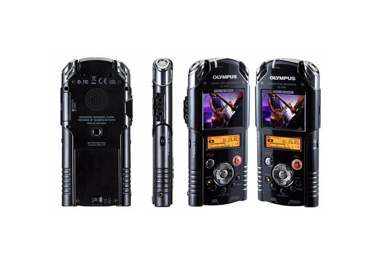 Olympus LS-20 – High Quality Sound und Full HD