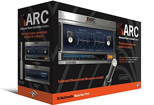 IK Multimedia ARC – Raumkorrektur jetzt preiswert wie nie!
