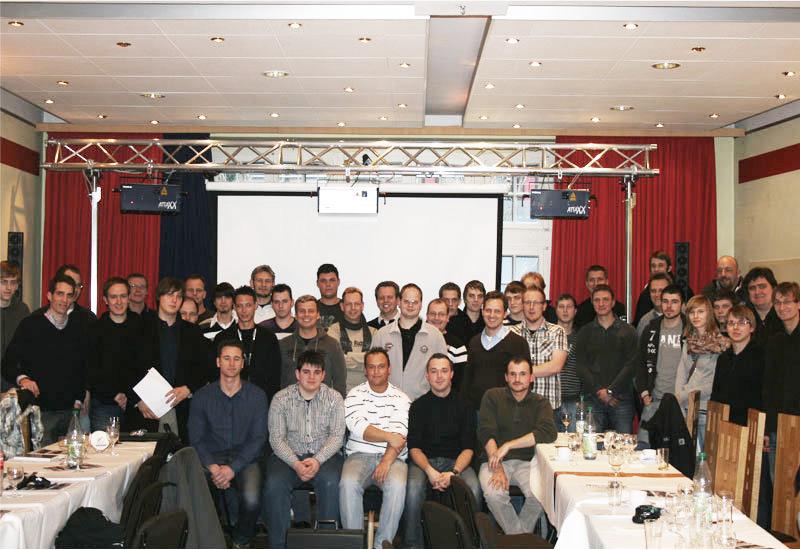 Seminar zum Laserschutzbeauftragten im Juni 2011