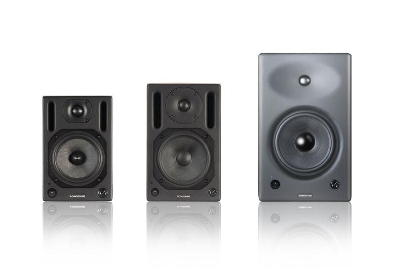 Neu im Musicstore – Sonodyne Studiomonitore