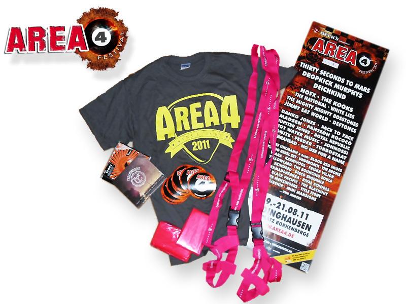 AREA4 – Verlosung