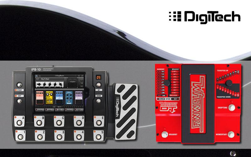 Kostenlose iPB-Nexus App fürs DigiTech iPB-10