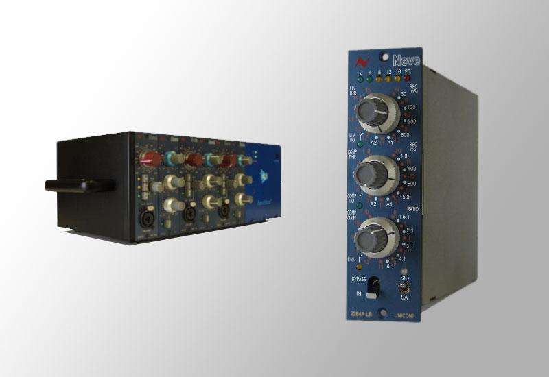 Neues für die Lunchbox – Neve 2264ALB Limiter/Comp.