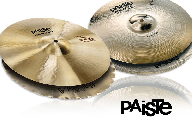 "Paiste ""NEW VOICES"" on the road again…"
