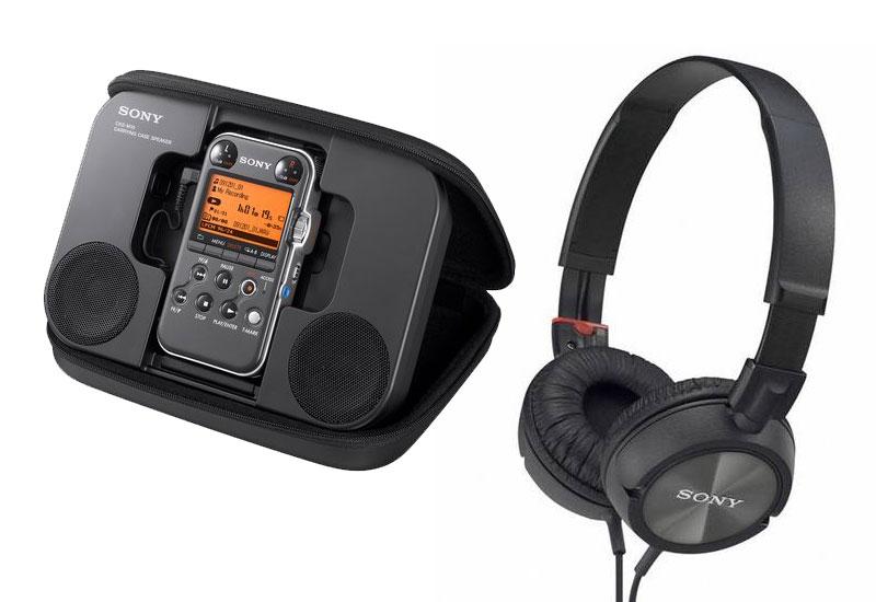Preissenkungen und attraktive Bundles bei Sony's PCM-M10