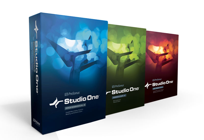 Presonus Studio One 2 ist da!