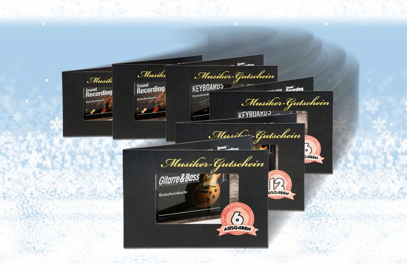 Die Geschenkidee: Lesespaß-Gutscheine!
