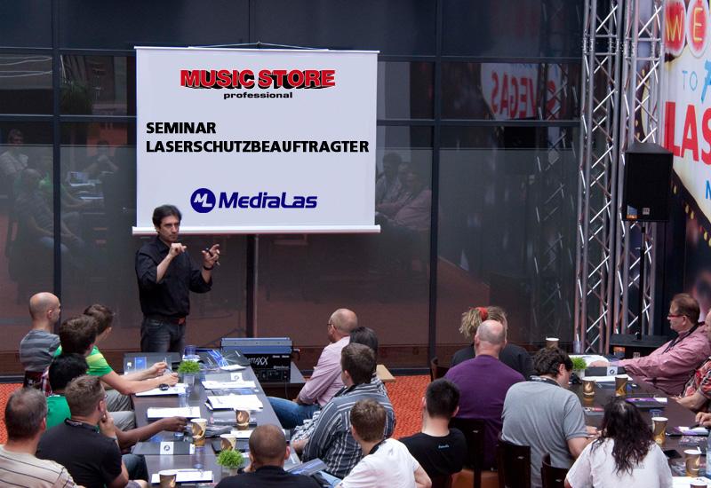 Laserschutz-Seminare im Januar 2012