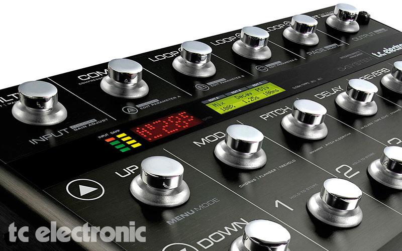 TC Electronic bringt iB Modified Versionen an den Start