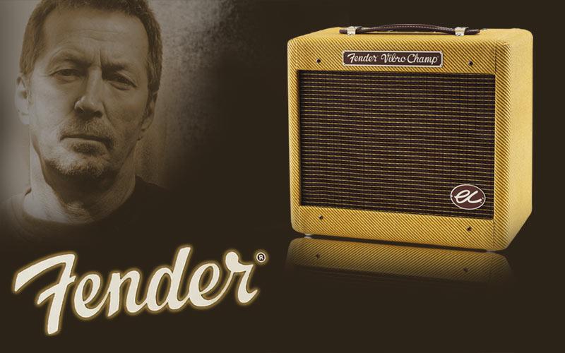 Eric-Clapton-Signature-Verstärker von Fender