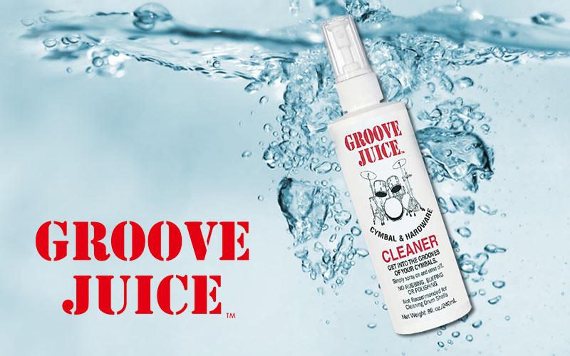 Groove Juice hat neuen Exklusiv-Vertrieb