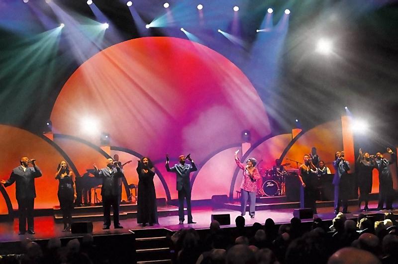 The Harlem Gospel Singers – Jubiläumstour