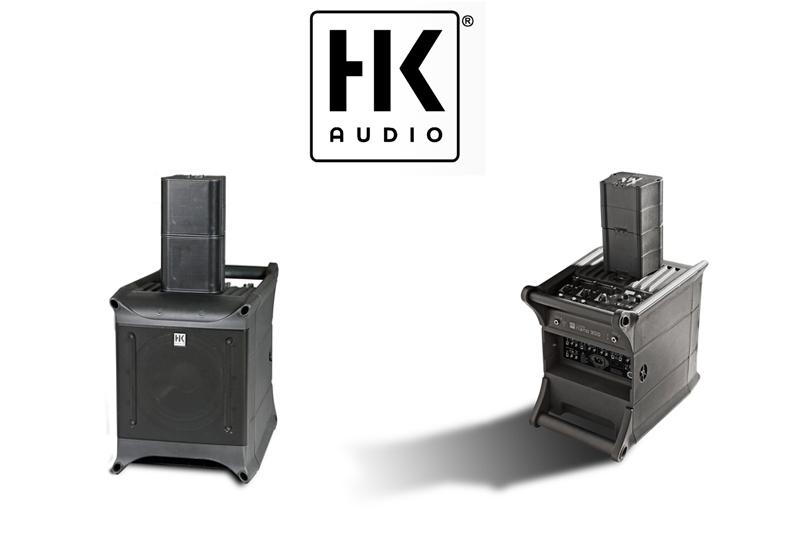 HK Audio Lucas Nano 300 – ultrakompaktes Beschallungssystem