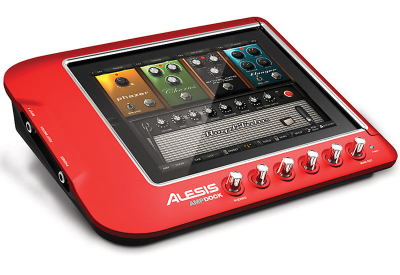 Alesis AmpDock & DM Dock für iPad