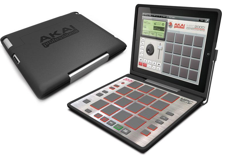 AKAI erweitert das iPad zur MPc