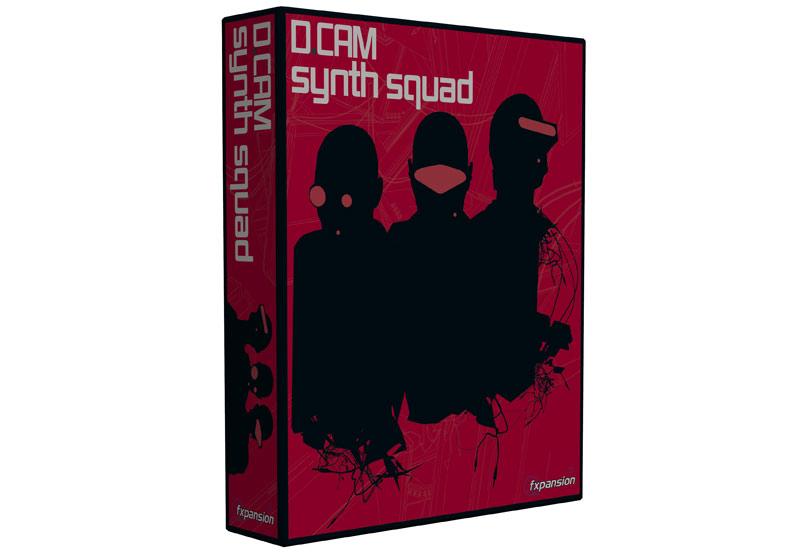FXpansion DCAM: Synth Squad – vom Sound zum Hit
