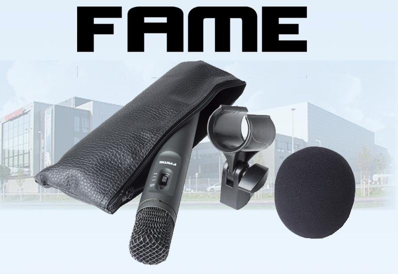 Fame – CM 5 Kondensatormikrofon