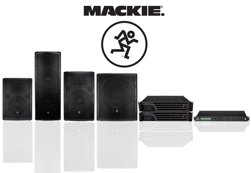 Mackie – S500er Serie, FRS Endstufen, SP260 System Prozessor