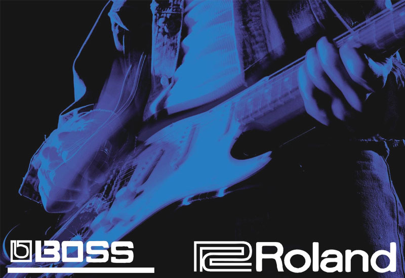 Boss' Find Your Tone – Workshop Tour 2012