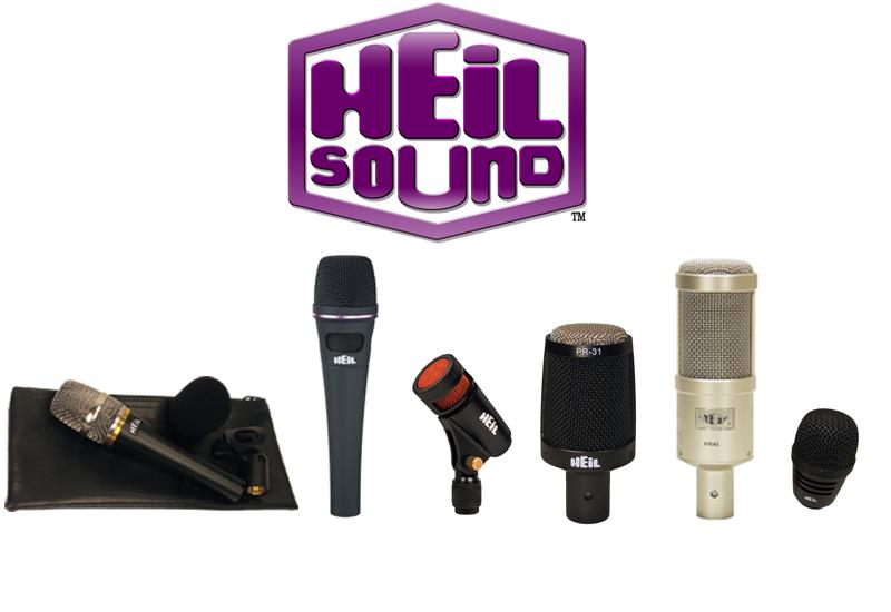 Heil Sound Mikrofone – PR Serie