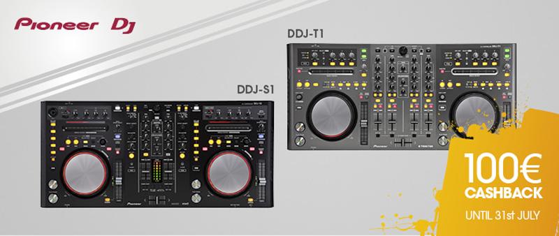Pioneer – DJ Controller Cashback Aktion!