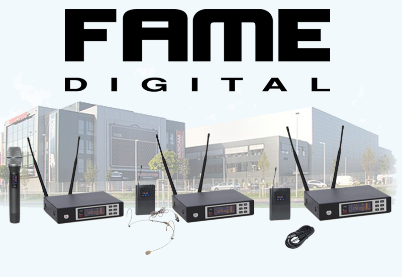FAME – MSW 500 Funksysteme