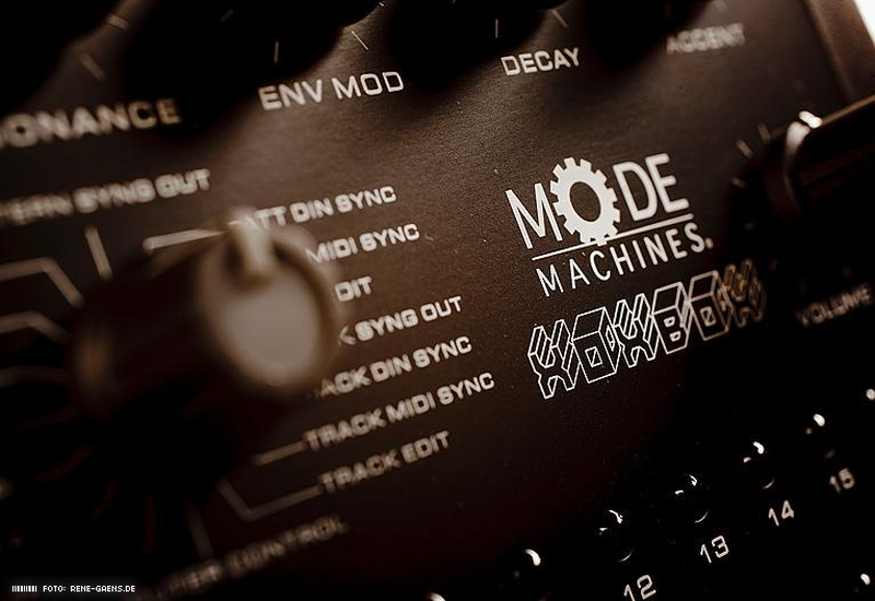 Music Store ist Mode Machines Platinum Partner !
