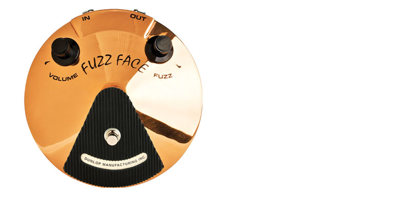"""Eric Johnson"" Signature FuzzFace"