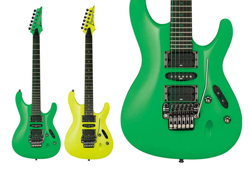 IBANEZ 25th Anniversary Modell: S1XXV