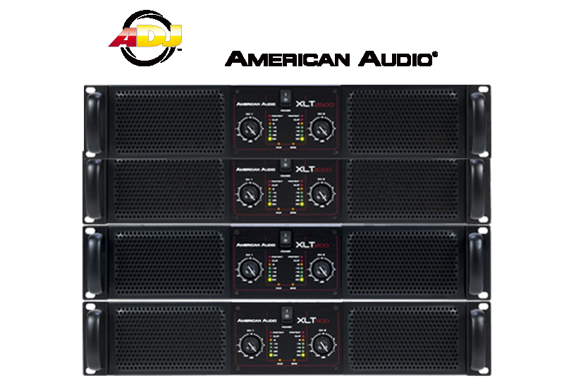 American Audio – XLT Endstufen