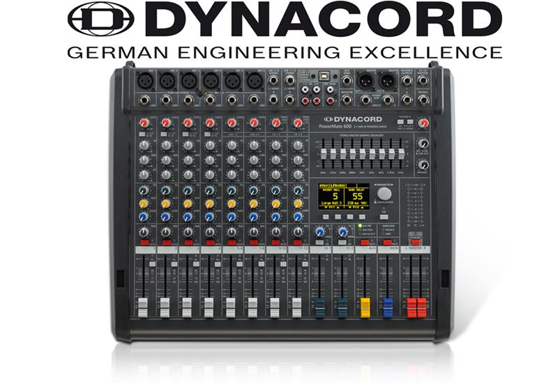 Dynacord – Powermate 600-3