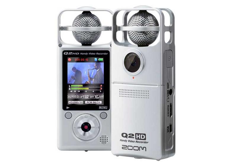 Zoom Q2HD lieferbar