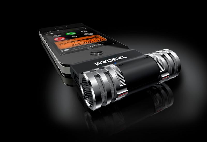 Das iPhone wird zum Profi-Audio-Recorder