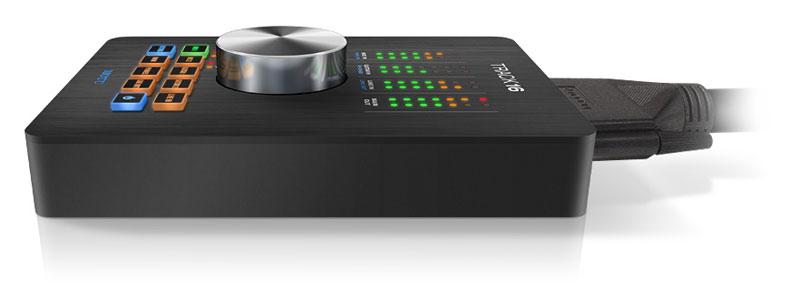 Neues Desktop-Audiointerface von MOTU