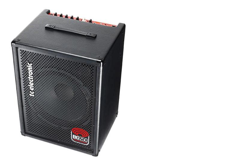 TC Electronic BG250 Bass-Combo
