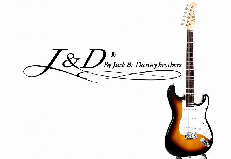 Eine echte JACK & DANNY E-Gitarre für 69 Euro !!!