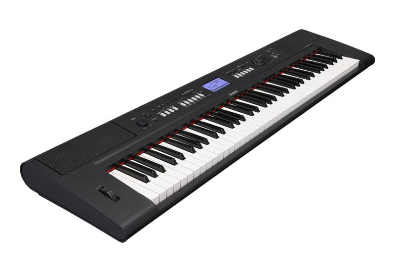 Portabler Klavierspaß in YAMAHA-Qualität