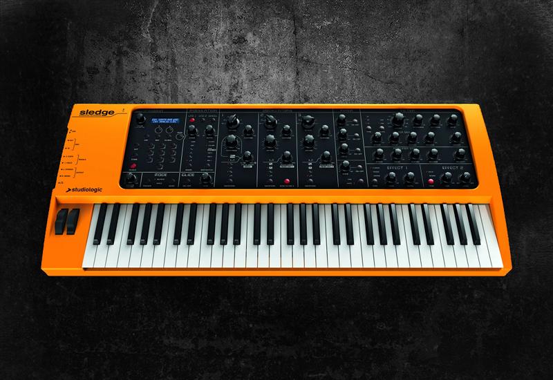 Ausführlicher Test des Studiologic Sledge Synthesizers