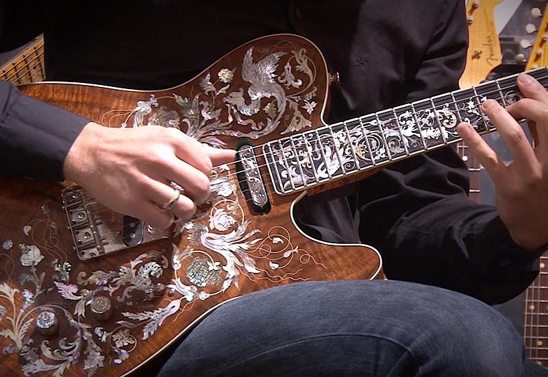 Teuerste Gitarre Der Welt
