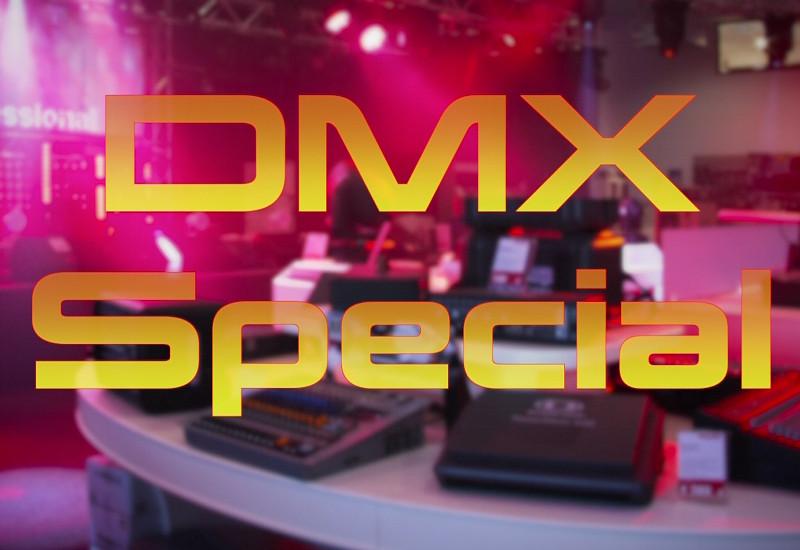 Wie funktioniert Lichtsteuerung mit DMX ???