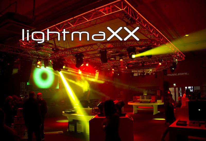 Die TOP-10 der lightmaXX Lichtprodukte