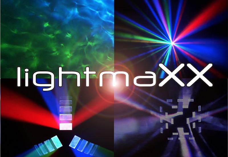 Die lightmaXX Neuheiten im Herbst 2012