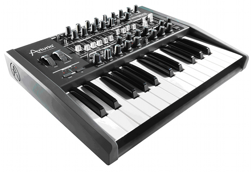 Arturia Minibrute Analog Synthesizer ist da!
